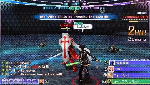 game SAO