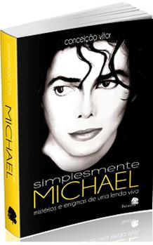 "Livro ""SIMPLESMENTE MICHAEL"""