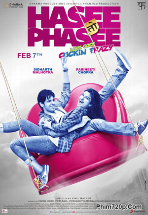 Hasee Toh Phasee 2014 poster