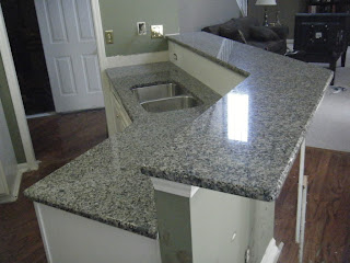 Granite Santa Cecilia Light