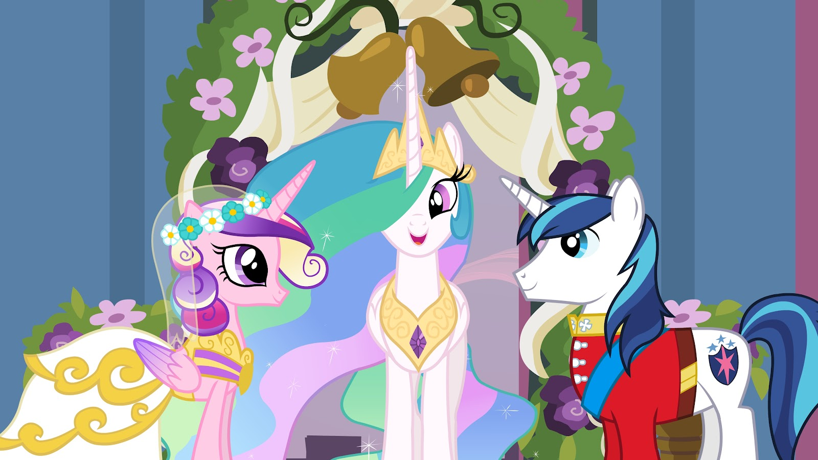 Re: My little pony,Friendship is magic,:¡Bienvenida a PonyVille!