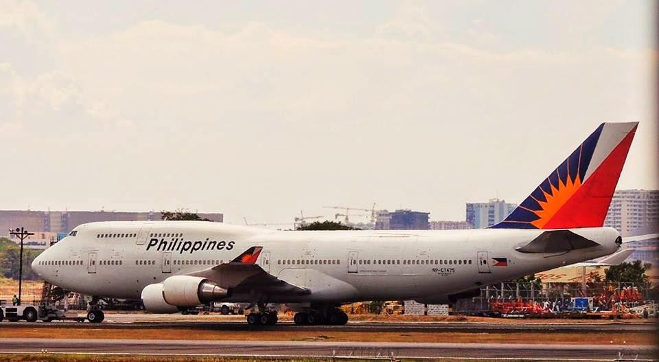 philippine airlines 747-400