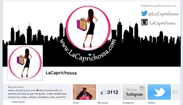 LaCaprichossa en Facebook