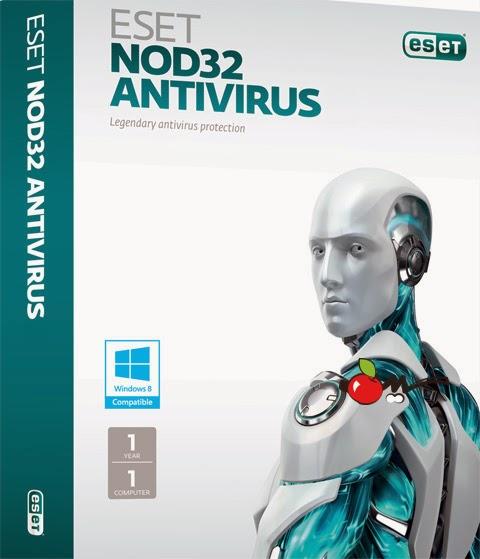 Eset NOD32 Antivirus 8.0.304.0 Final Full Activation