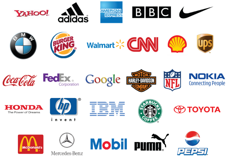 Logo Collection Famous Logos