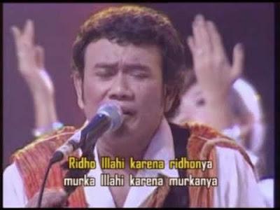 Lirik Lagu Keramat H Rhoma Irama