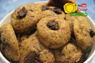 Cara Membuat Biscuit Goodtime Choco Chip Cookies