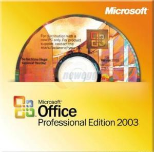 Ms Office 2003 Portable