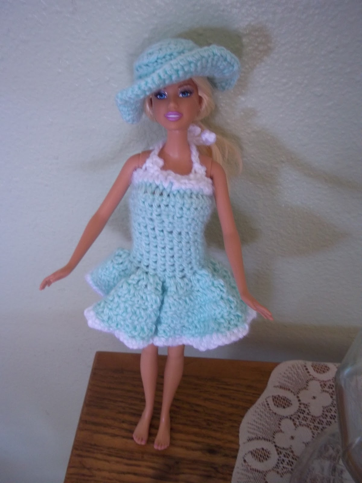 Free Barbie Hat Pattern