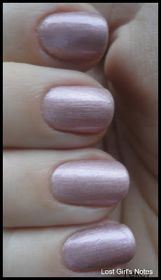 bourjois 1 secunde nail polish #2 swatches and review