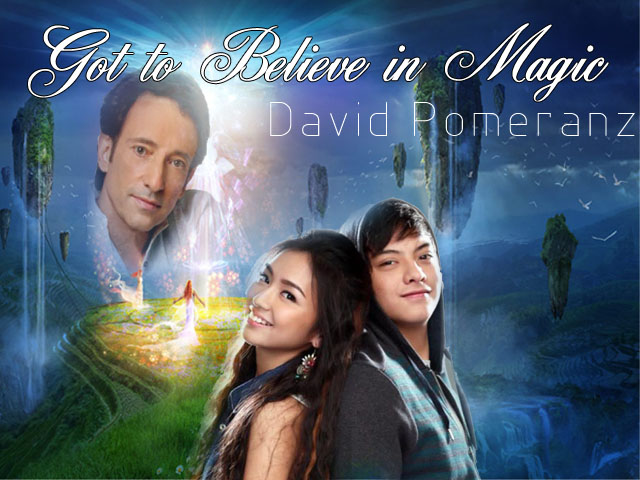 Got To Believe In Magic David Pomeranz Music Letter Notation