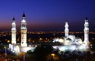 7 Masjid Tertua Di Dunia