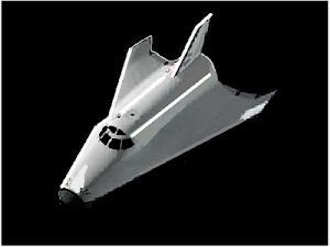 CORPORATE SPACE SHUTTLE
