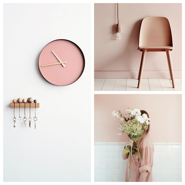 Pale pink inspirations