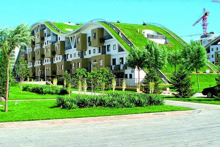 Arte y arquitectura arquitectura bioclim tica - Arquitectura bioclimatica ejemplos ...