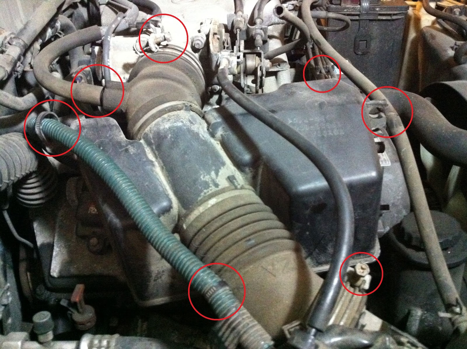 Experience Database  Replacing 1999 Toyota 4runner Spark Plug