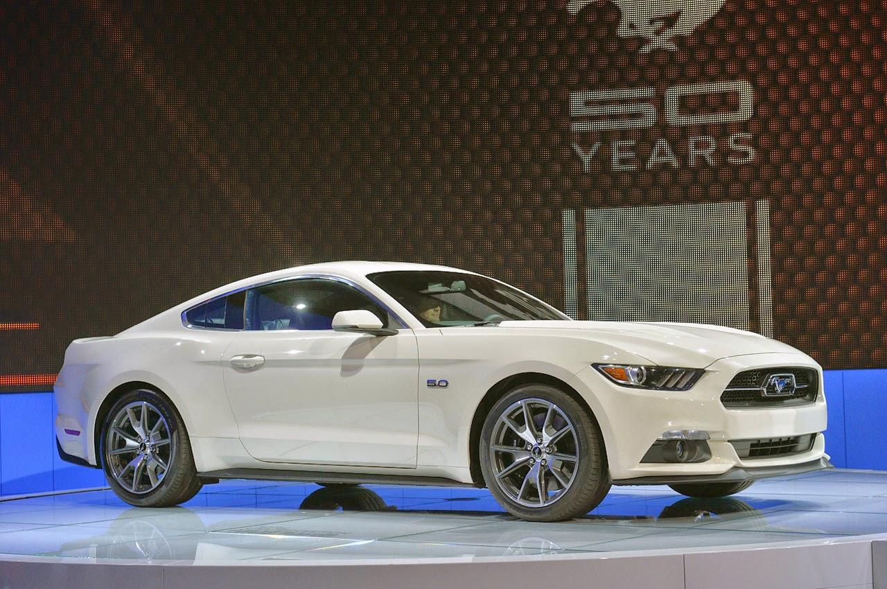 "2015 Mustang Will Be Featured In The Documentary ""A Faster Horse"""
