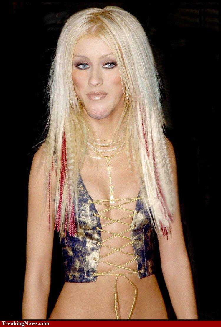 25. Christina Aguilera