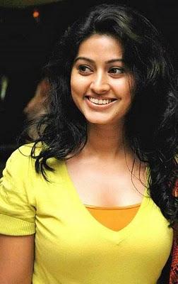South Indian actress Sneha