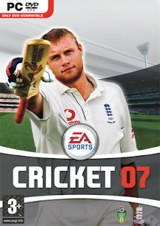 Download PC Game Cricket 07~ EA Cricket 2007 Free