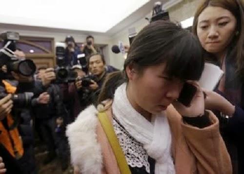 Keluarga penumpang Malaysia Airlines MH370 - straitstimes