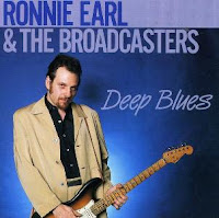 Ronnie Earl & The Broadcasters - Deep Blues