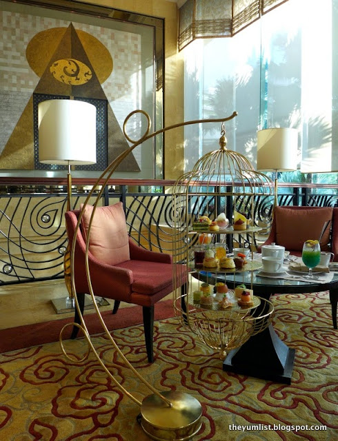 best afternoon tea bangkok