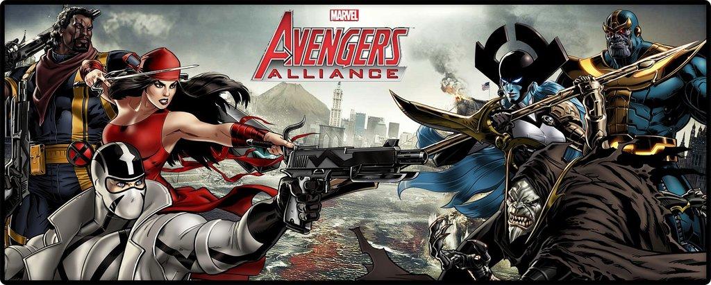 Dicas Marvel Avengers Alliance