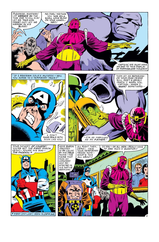 Captain America (1968) Issue #277 #193 - English 4