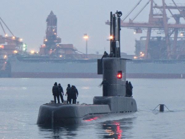TNI AL akan Beli 15 Kapal Selam Baru