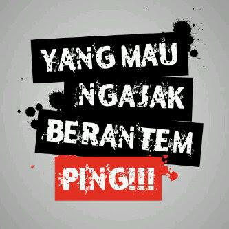 Humor Bbm Ping Blackberry Messenger