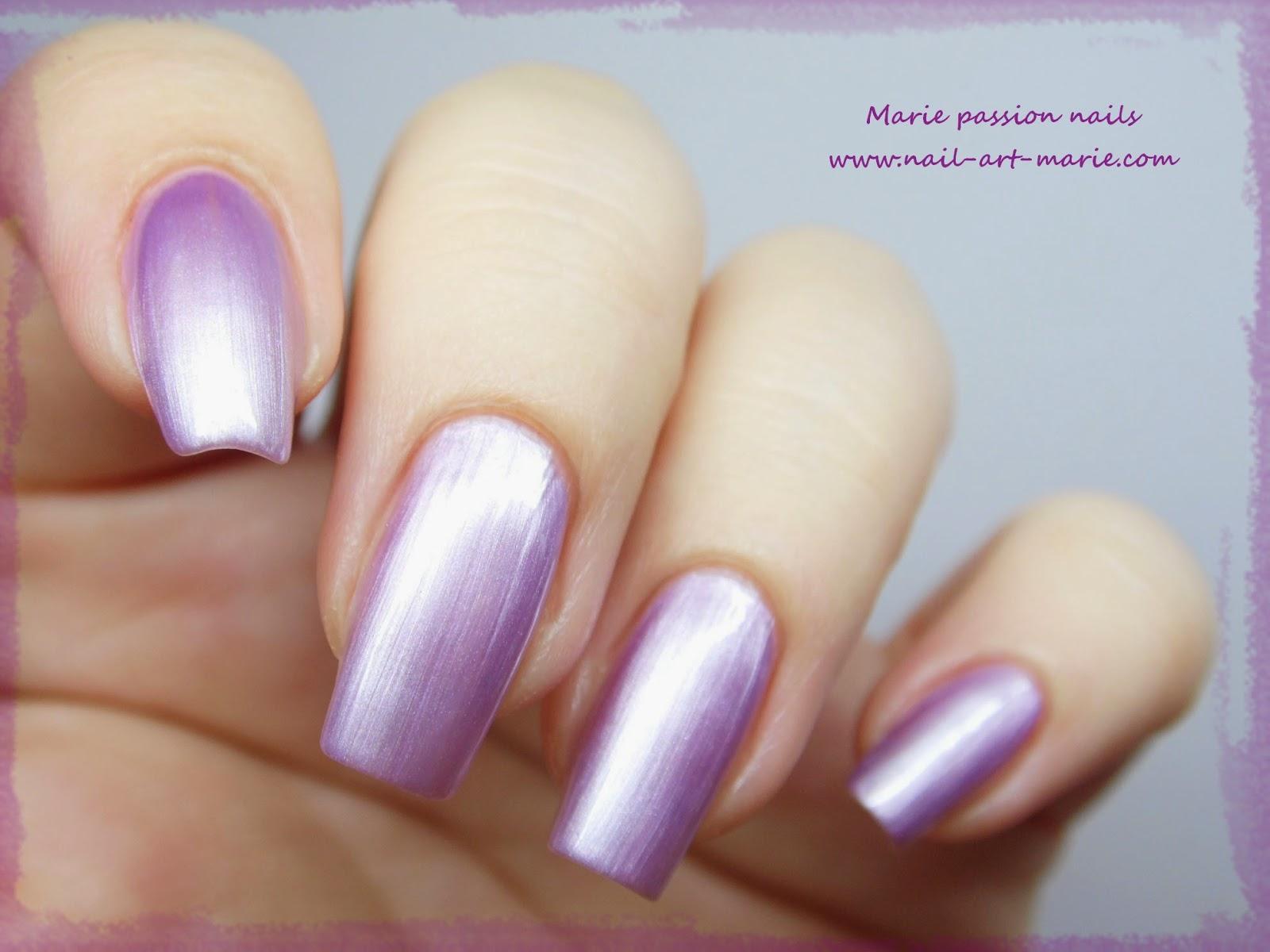PB Cosmetics Violet Argent3