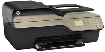 HP Deskjet Ink Advantage 4615 Driver Download