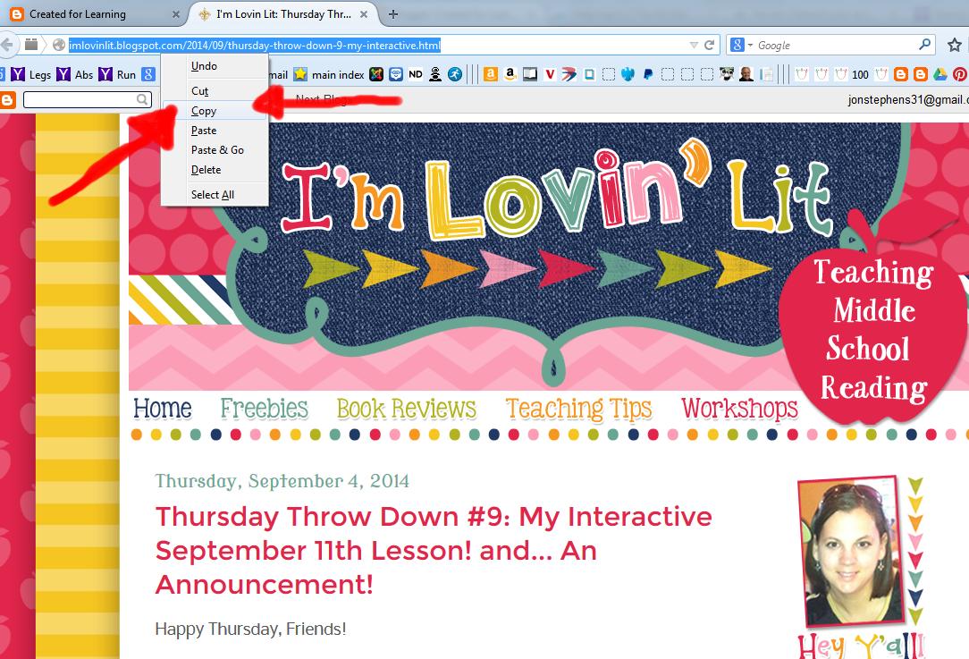 http://imlovinlit.blogspot.com/2014/09/thursday-throw-down-9-my-interactive.html