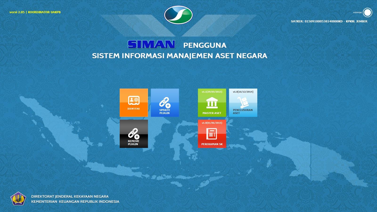 Aplikasi SIMAN