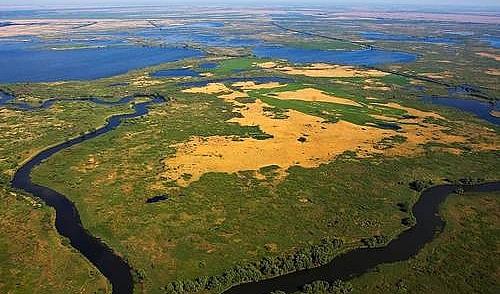 Danube Delta Sights