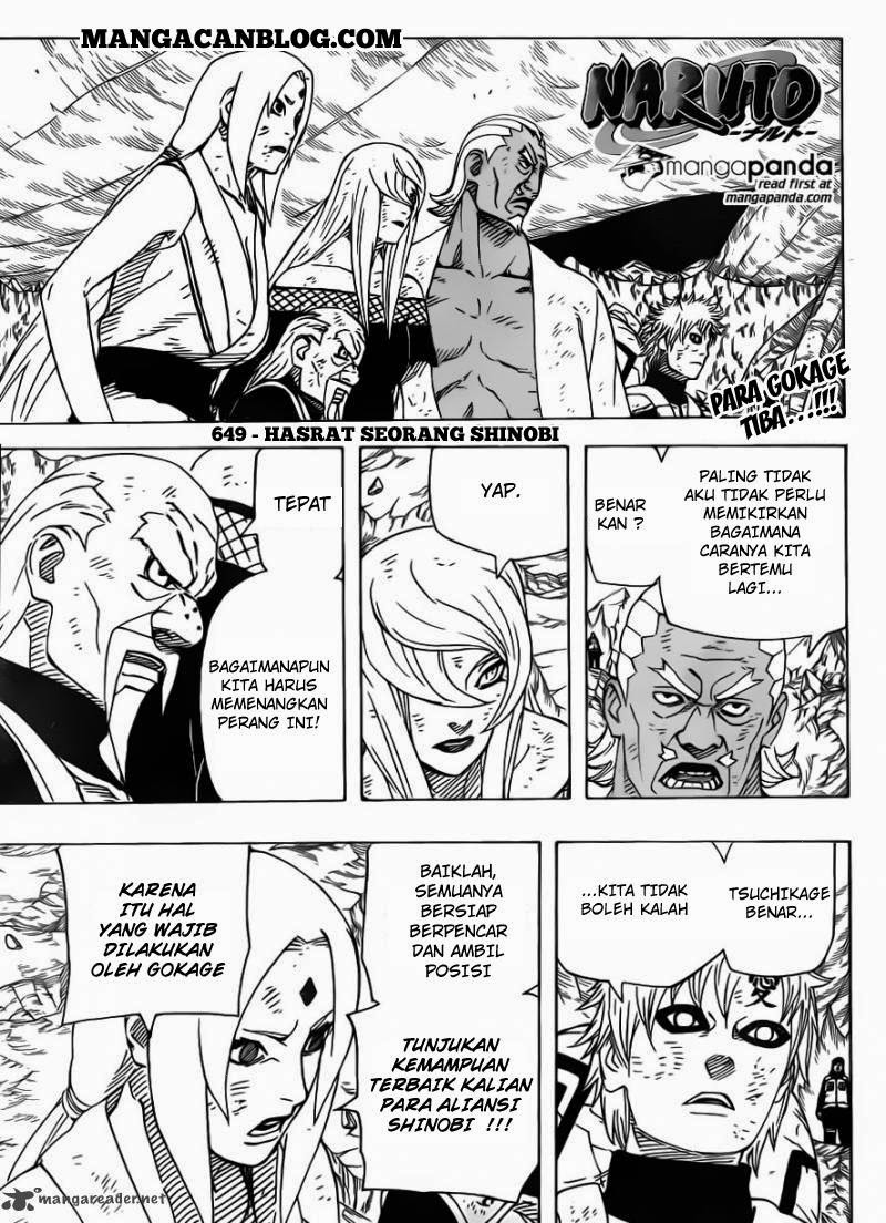 Komik naruto 649 - hasrat seorang shinobi 650 Indonesia naruto 649 - hasrat seorang shinobi Terbaru 0|Baca Manga Komik Indonesia|Mangacan