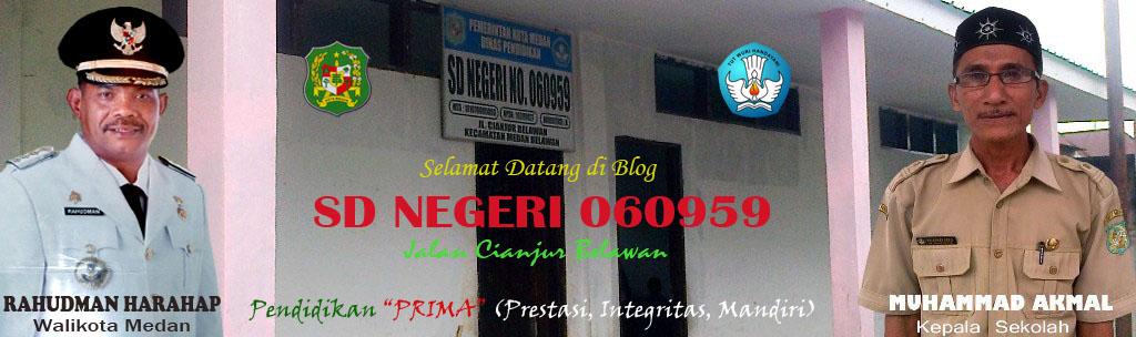 SD Negeri 060959 Belawan