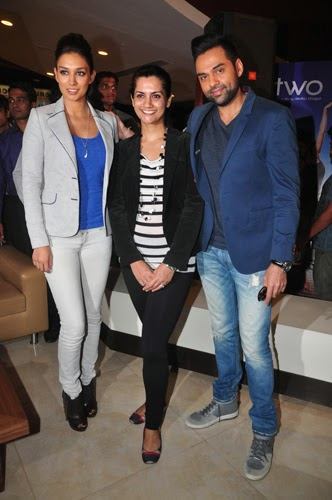 One By Two Merchandise Launch Event Photos