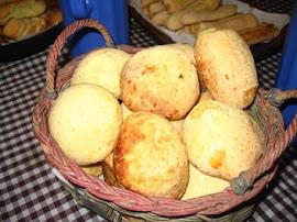 Pão de Queijo Feito Na Hora