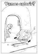 Desenho do Bob Esponja para colorir. Desenho do Bob Esponja para colorir (desenho do bob esponja para colorir ideia criativa lindas imagens )