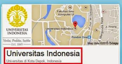 gambar universitas Indonesia