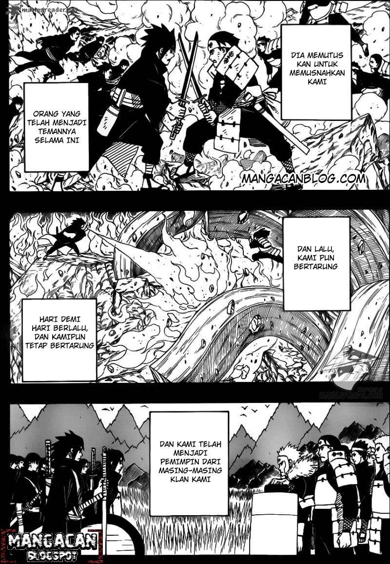 Komik naruto 624 - Aiko 625 Indonesia naruto 624 - Aiko Terbaru 8|Baca Manga Komik Indonesia|Mangacan