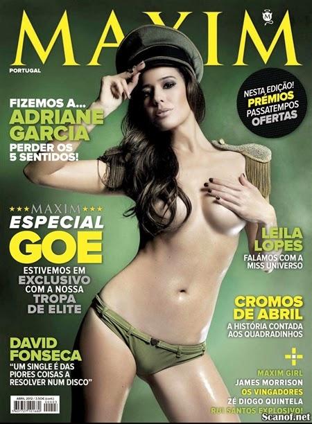 Adriane Garcia – Maxim Portugal