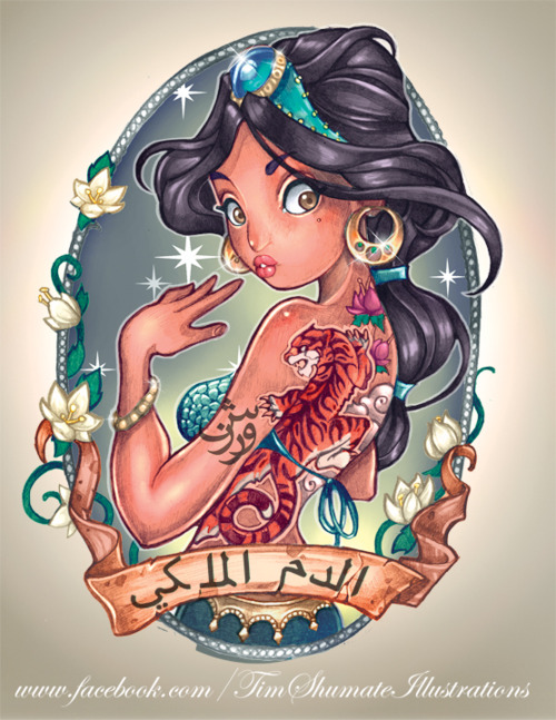 The Enchanting Pin Up Girls Tattoo Designs Digital Imagery