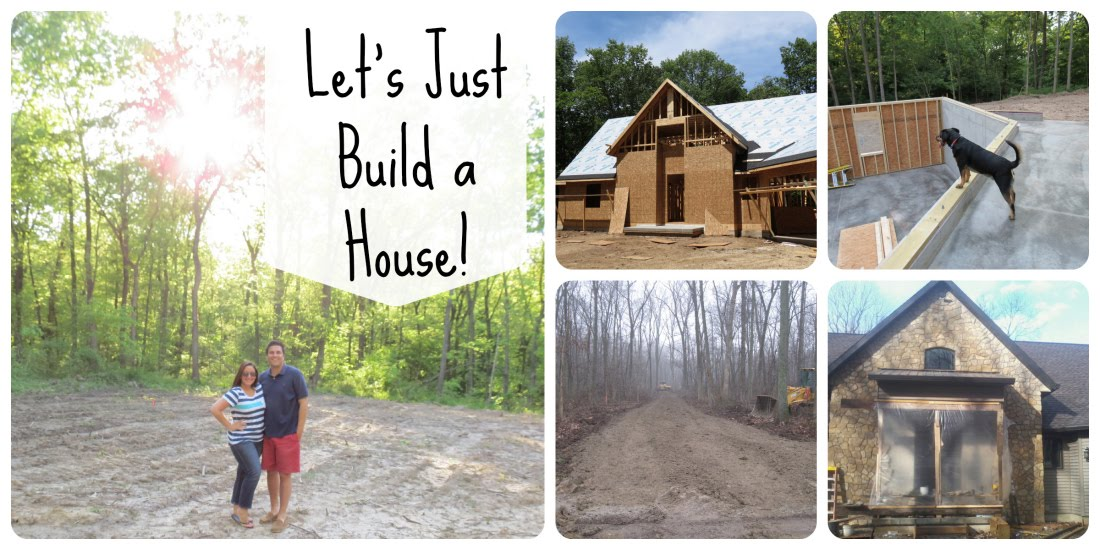 Let's Just Build a House!