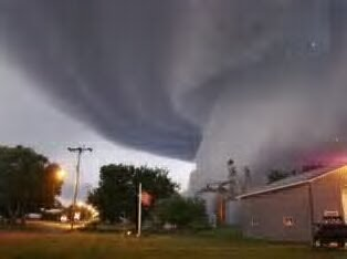 Web Image of a tornado.
