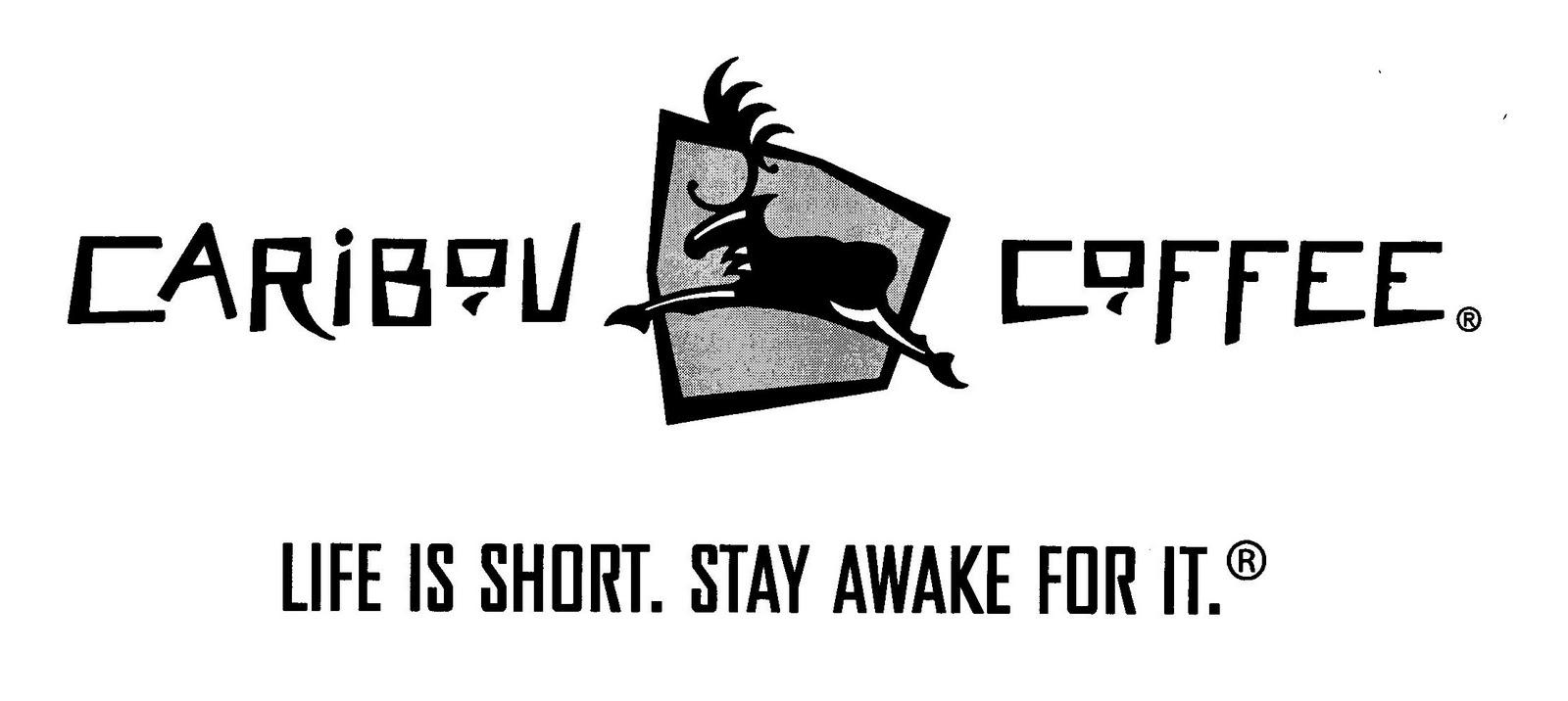 Caribou coffee logo - photo#16