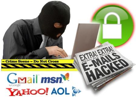 Avoid email hacking