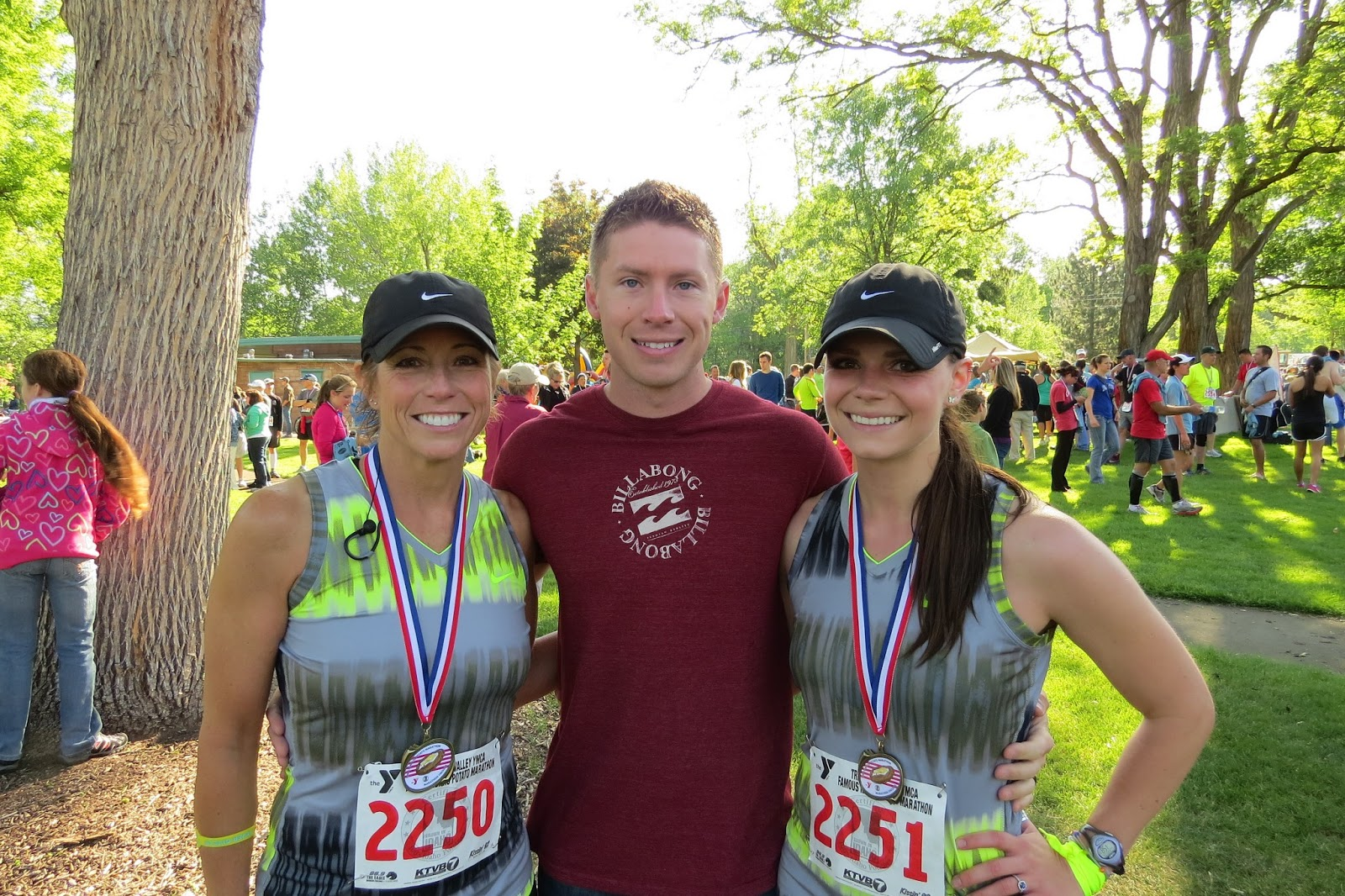 Famous Idaho Potato Marathon